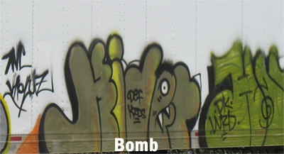 Tag Ban - Anti-Graffiti Window Film
